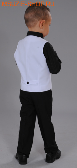 жилет+сорочка+галстук (фото, вид 1)