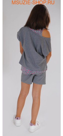 блузка+майка+шорты (фото, вид 1)