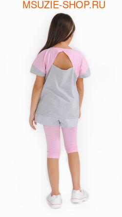 футболка+шорты-лосины (фото, вид 1)