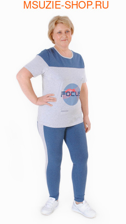 футболка+лосины (фото, вид 1)