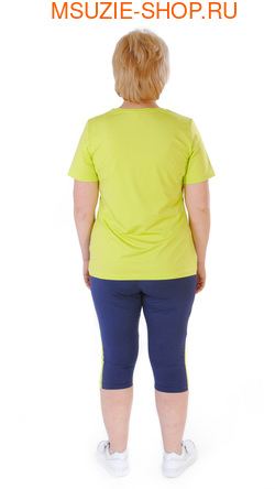 футболка+лосины для спорта (фото, вид 1)