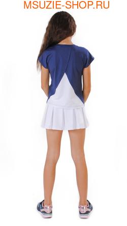футболка+юбка-шорты спортивные (фото, вид 1)