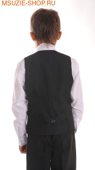 Жилет, галстук (фото, вид 1)