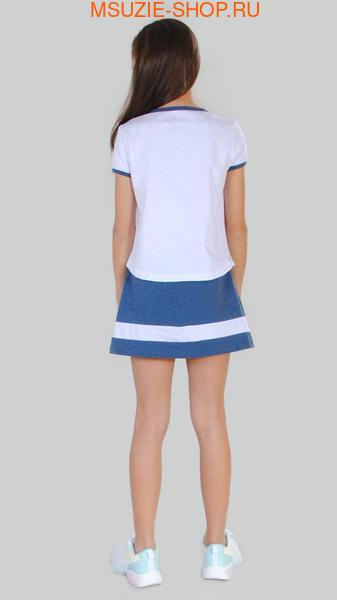 блузка+юбка-шорты (фото, вид 1)