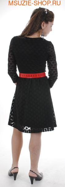 платье, ремень, цветок (фото, вид 1)