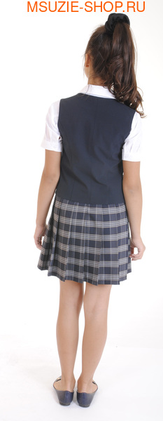 жилет,юбка (фото, вид 3)
