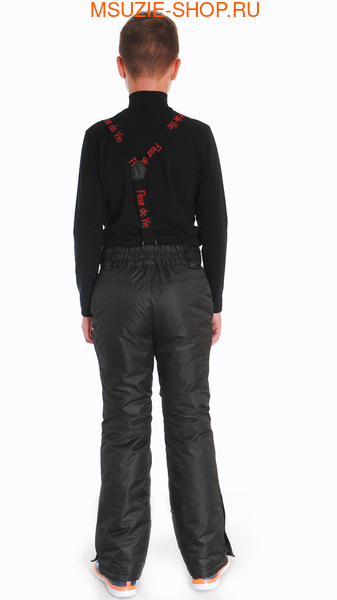 брюки (ОСЕНЬ-ЗИМА) (фото, вид 1)
