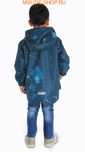 куртка-парка (фото, вид 1)