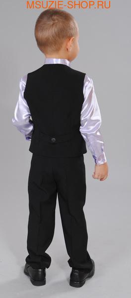 жилет+сорочка+брюки+галстук (фото, вид 1)