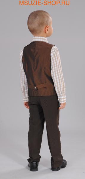 жилет+брюки+сорочка (фото, вид 1)