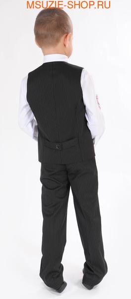 жилет+брюки+сорочка+галстук (фото, вид 1)