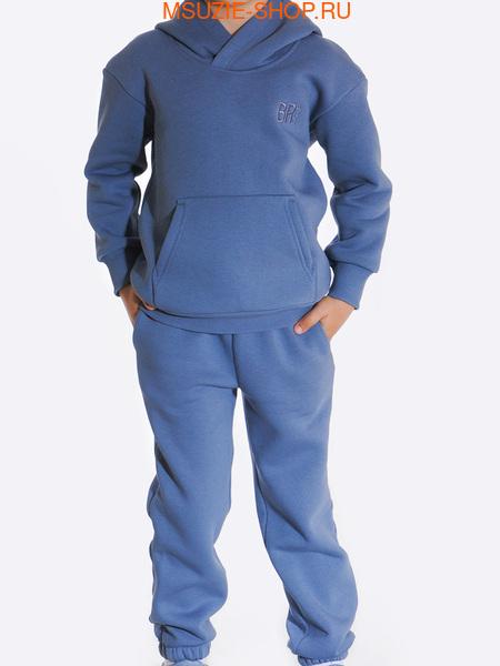 костюм (худи, брюки) (фото, вид 2)
