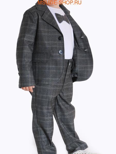 костюм (пиджак, джемпер, брюки) (фото, вид 2)