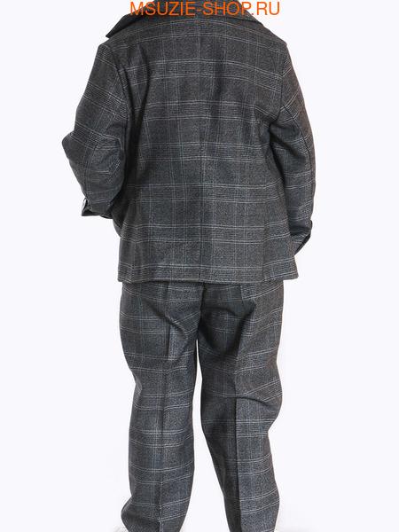 костюм (пиджак, джемпер, брюки) (фото, вид 3)