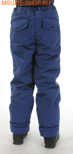 брюки (осень) (фото, вид 3)
