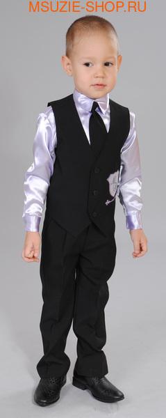 жилет+сорочка+брюки+галстук (фото)