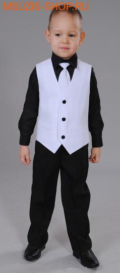 жилет+сорочка+галстук (фото)
