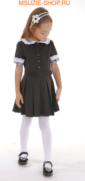 платье,воротник,манжеты (фото)