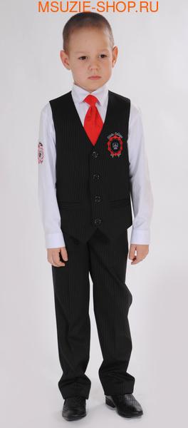 жилет+брюки+сорочка+галстук (фото)