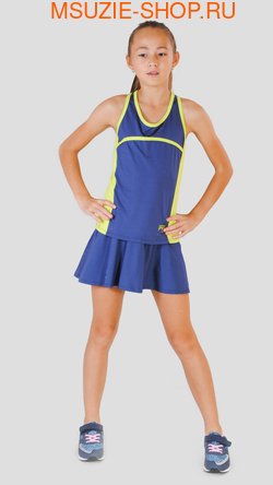 майка+юбка-шорты (спортивные) (фото)