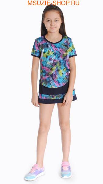 футболка+юбка-шорты (фото)
