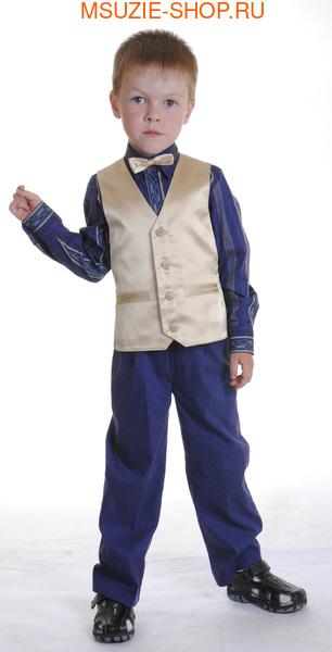 жилет,рубашка,брюки,бабочка (фото)