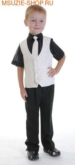 жилет,рубашка,брюки,галстук (фото)