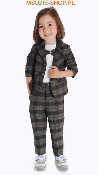 костюм (пиджак, джемпер, брюки) (фото)