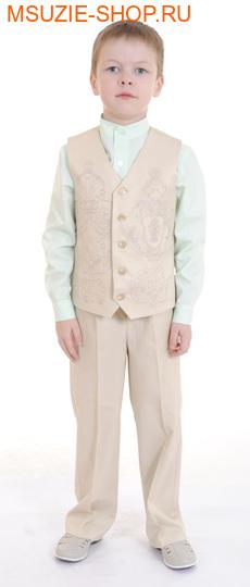 жилет+рубашка+брюки (фото)