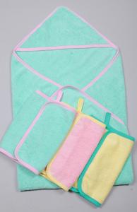 уголок+3 полотенца