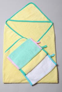 уголок+полотенце 3шт