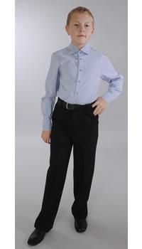 брюки с начесом
