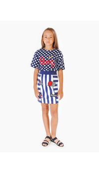 блузка+юбка