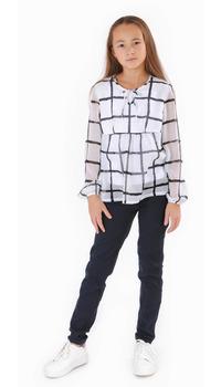 блузка+топ
