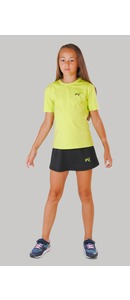 футболка+юбка-шорты (спортивные)