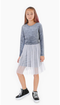 платье+юбка