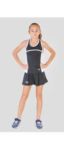 майка+юбка-шорты (спортивные)