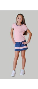 блузка+юбка-шорты