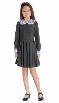 платье+воротник+манжеты