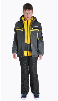 куртка+куртка флис