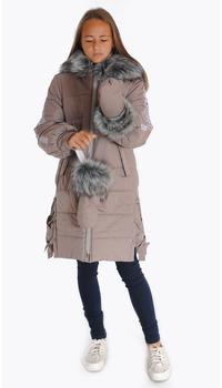 пальто (ЗИМА)+варежки
