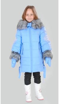 пальто+варежки (ЗИМА)