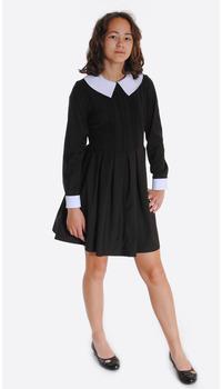 платье+воротник,манжеты