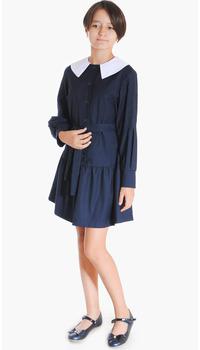 платье+воротник