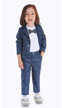 костюм (пиджак, джемпер, брюки)