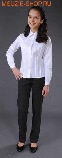 Милашка Сьюзи брюки. 122 серый ростЮбки/брюки <br><br>
