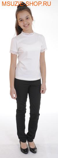 Милашка Сьюзи блузка. 122 белый рост