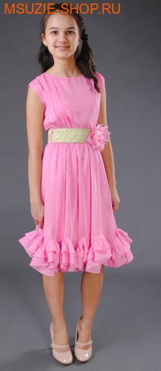 Милашка Сьюзи платье. 146 розовый ростнарядная одежда<br><br>