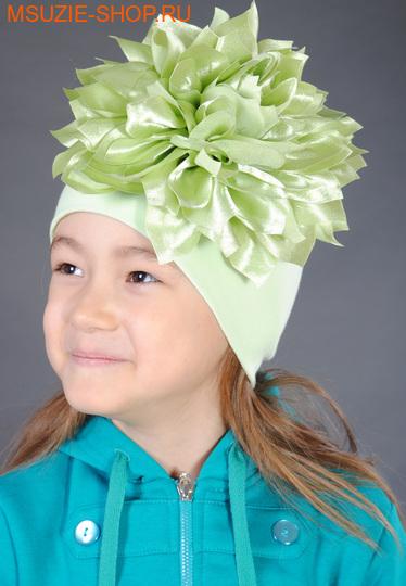 Милашка Сьюзи шапка. 116 салат ростГоловные уборы,варежки,перчатки <br><br>