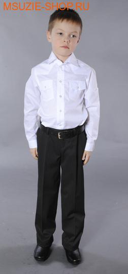 Флер де Ви брюки. 122 серый ростШкольная форма<br><br>